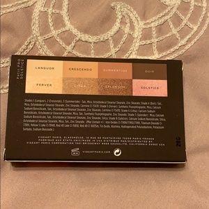 Viseart Makeup - Viseart Petit Pro Solstice Eyeshadow Palette
